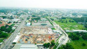 TIến độ xây dựng dự án căn hộ Astral City Bình Dương