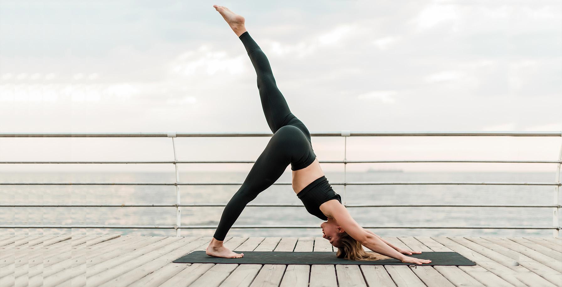 Vườn Yoga