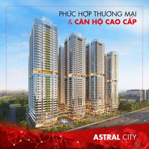 Căn hộ Astral City Bình Dương - Khu Phức hợp thương mại và căn hộ cao cấp